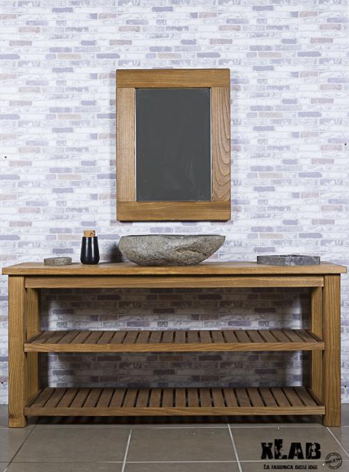 Protezione idrorepellente legno mobile bagno