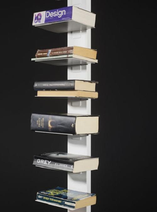 libreria verticale colonna sapiens xlab