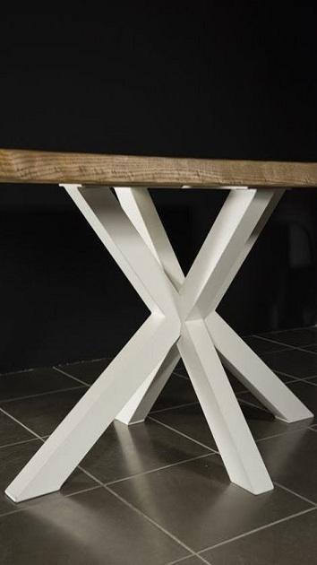 Gambe Per Tavoli In Legno.Come Montare Le Gambe Per Tavoli In Legno Massello Xlab