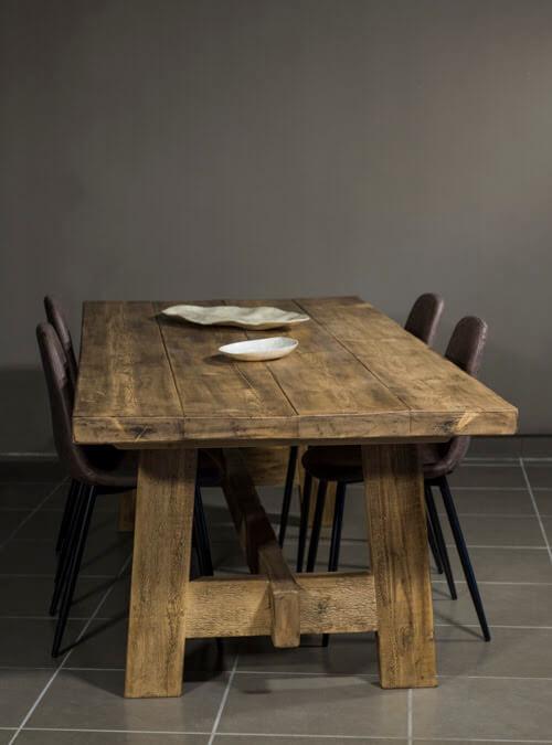 Tavolo legno massello: oltre 10 idee per tutti i gusti ...