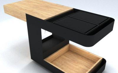 La soluzione per eliminare il fumo del barbecue: Bbcool Xlab Design