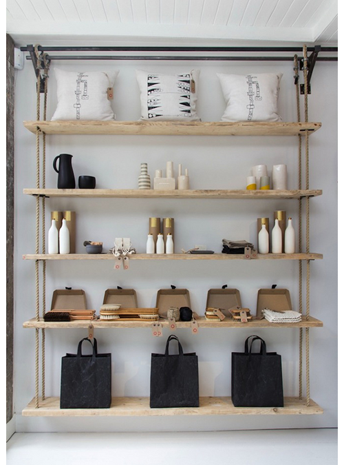 libreria-artigianale-parete-design-legno-corde-Ulisse-xlab-sottocosto
