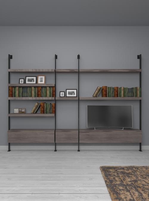 libreria-parete-design-legno-novit-xlab-pirandello