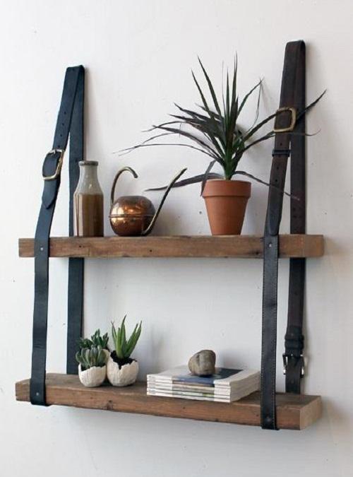 mensola-da-parete-stile-industriale-legno-cinte-cuoio-xlab-design