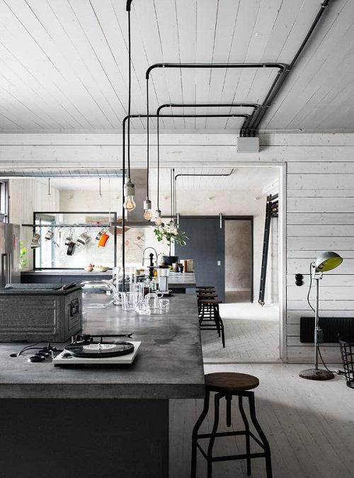 stile_industriale_arredamento_mobili_design_grigio_pinterest