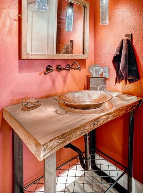 top-bagno-lavabo-appoggio-legno-stile-industriale-xlab-design-arizona