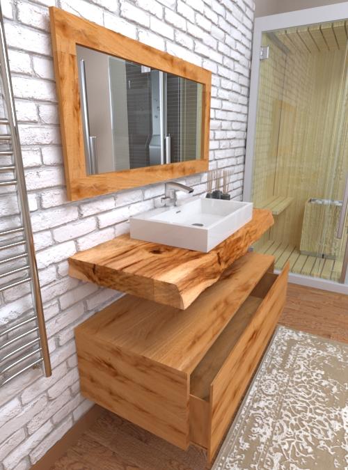 top-bagno-lavabo-appoggio-legno-su-misura-esmeralda-xlab