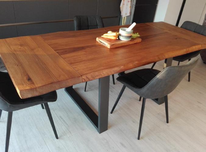 Blog tavolo legno frutta