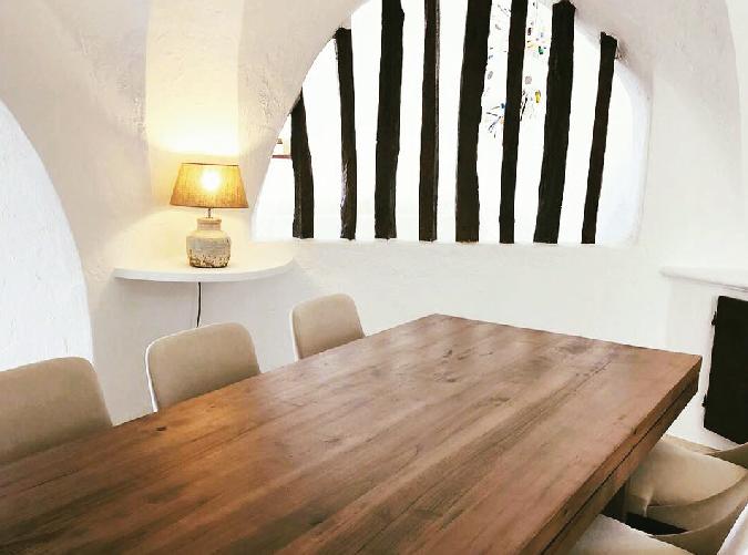 Blog tavolo legno luce