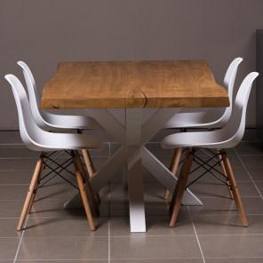 Tavoli Da Pranzo Strani.Xlab Design Falegnameria Online Di Mobili In Legno Massello