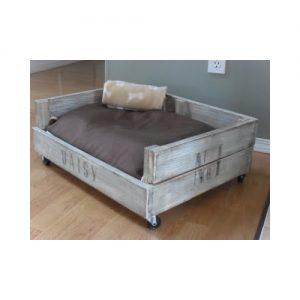Dog bed vintage Daisy