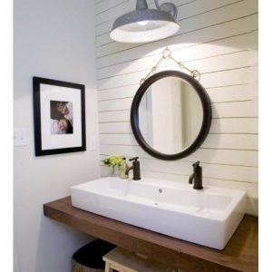Mensola bagno appoggio per lavabo Josie disponibile in varie misure