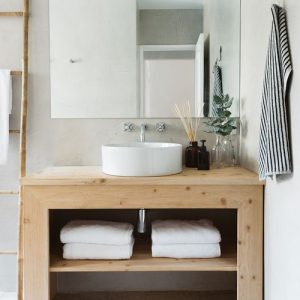 Mobile da bagno design nordico Anne