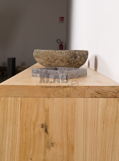 Mobile bagno con cassetti design minimal scarlett xlab for Minimal home mobili