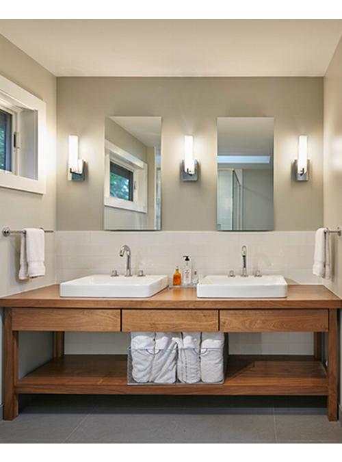 Mobile bagno in legno design minimalista charlotte xlab for Mobile bagno minimal
