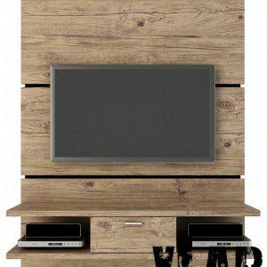 Mobile porta TV da parete stile vintage Karen