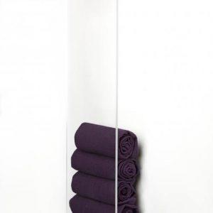 Porta asciugamani in plexiglass Hera
