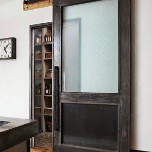 Porta scorrevole vetro da interno Rand