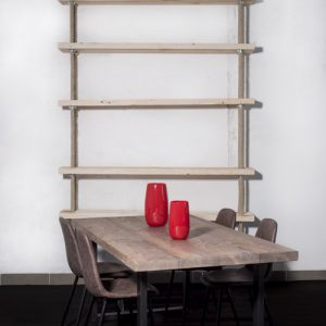 Tavolo da soggiorno in legno Rustic Wood