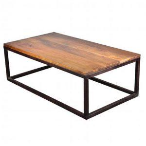 Tavolino basso da salotto vintage Gauguin