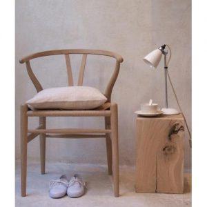Tavolino da salotto in legno di castagno stagionato Friedrich