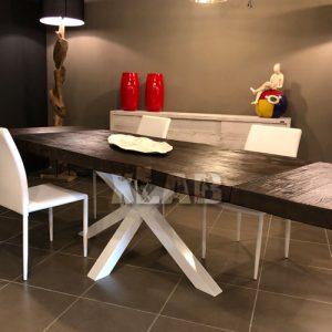 Tavolo allungabile da soggiorno modello Lombok