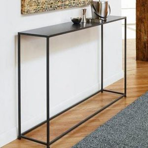 tavolo consolle da ingresso in ferro - XLAB Design