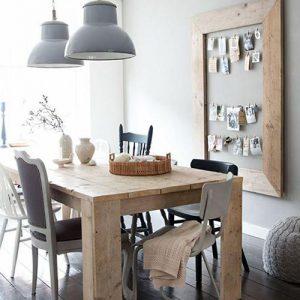 Tavolo da cucina legno massello abete Raphael