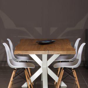 Tavolo legno massello castagno Sirius