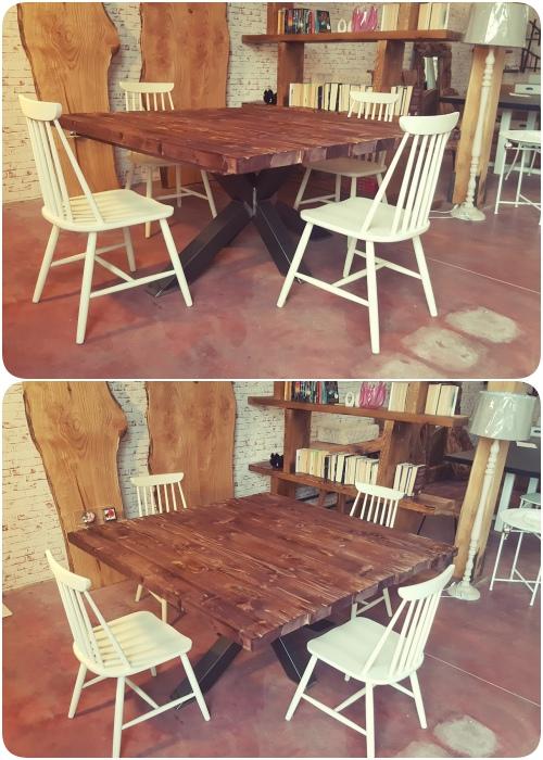 Tavolo Da Pranzo Design Tavolo Quadrato In Legno Sconto Online