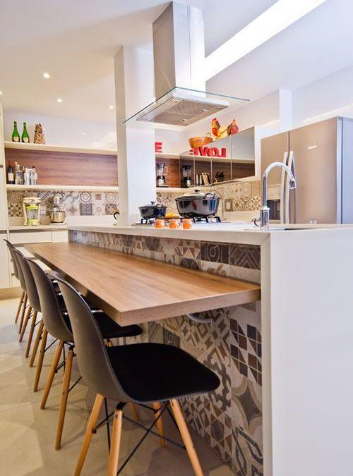 Robinson Piano Snack Da Cucina In Legno Massello Xlab