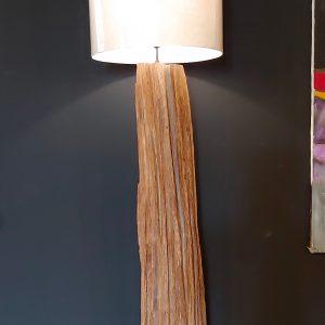 Lampade Da Terra In Legno.Lampada Da Terra In Legno Xlab Design