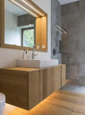 Mobile arredo bagno con cassetto in legno valerie xlab for Cassettone bagno