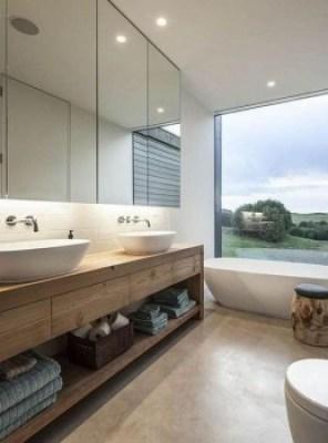 Mobili da bagno in legno
