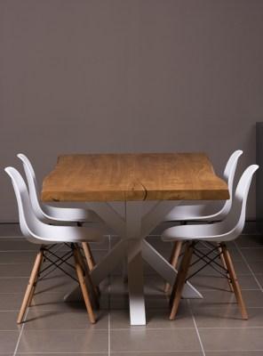 Tavolo Legno Grezzo Design.Tavoli In Legno Massello Di Design Su Misura Xlab Design