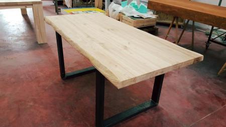 Come Costruire Un Tavolo In Legno Allungabile.Lo Charme Autentico Dei Tavoli In Legno Massello Xlab Design