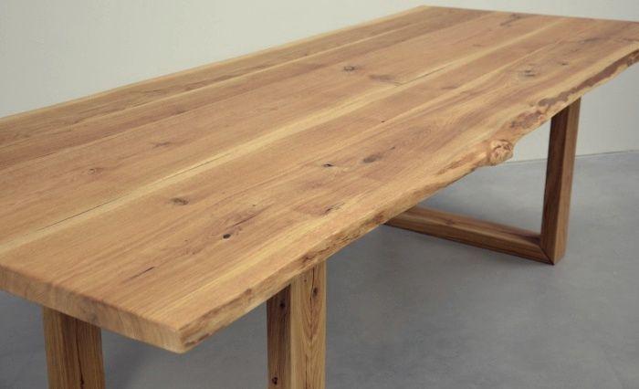 Costruire Un Tavolo Rustico In Legno.Lo Charme Autentico Dei Tavoli In Legno Massello Xlab Design