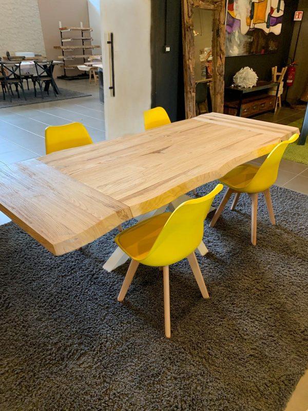 Offerta tavolo allungabile in legno massello