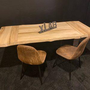 Tavolo da cucina piccolo allungabile 140×80 cm mini Chryss