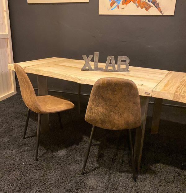 Tavolo allungabile da cucina 120x80 cm