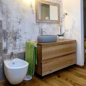 Mobili bagno per lavabo appoggio