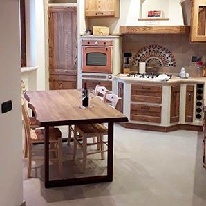 Tavoli da cucina in legno