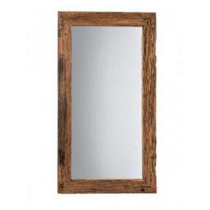 Specchio camera da letto in legno antico Native