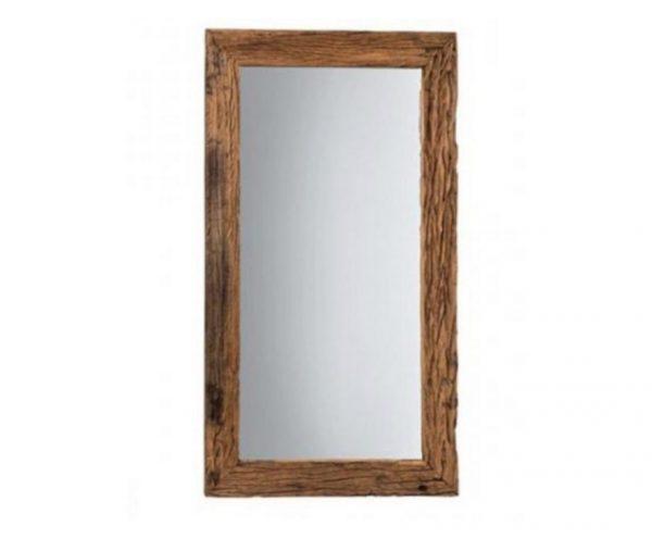 Specchiera in legno antico 160 cm