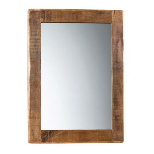 Specchiera camera da letto in legno antico misure 140x105 cm