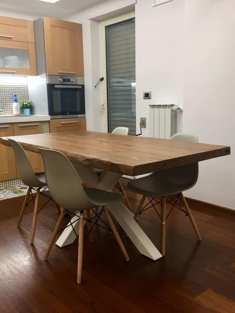 Legno Grezzo Per Tavoli tavoli da cucina allungabili in legno grezzo - offerte e