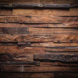 Rivestimento da parete in legno di antico – 100x100x4 cm anche su misura