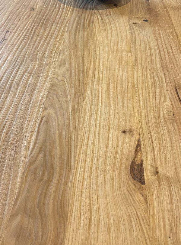dettaglio rovere rustico tavolo naturale