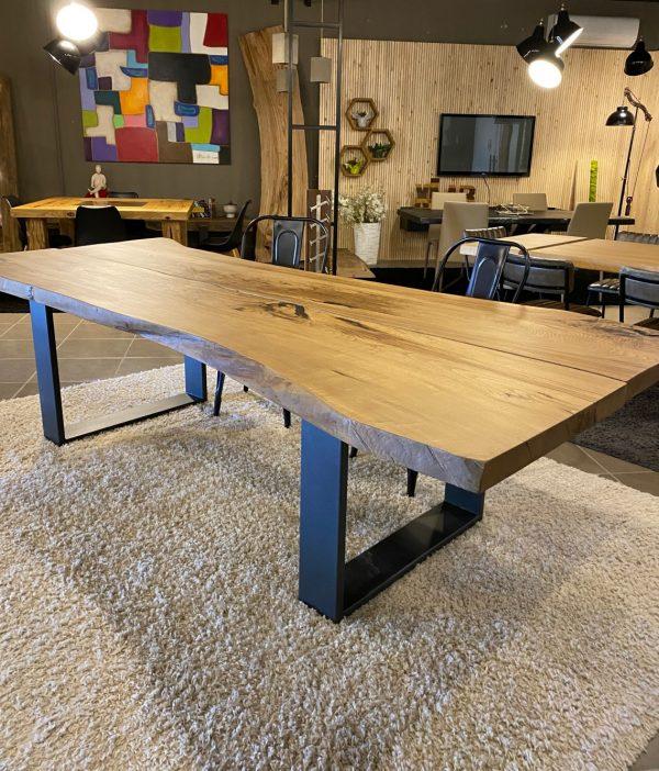 tavolo sala da pranzo in legno massello xlab